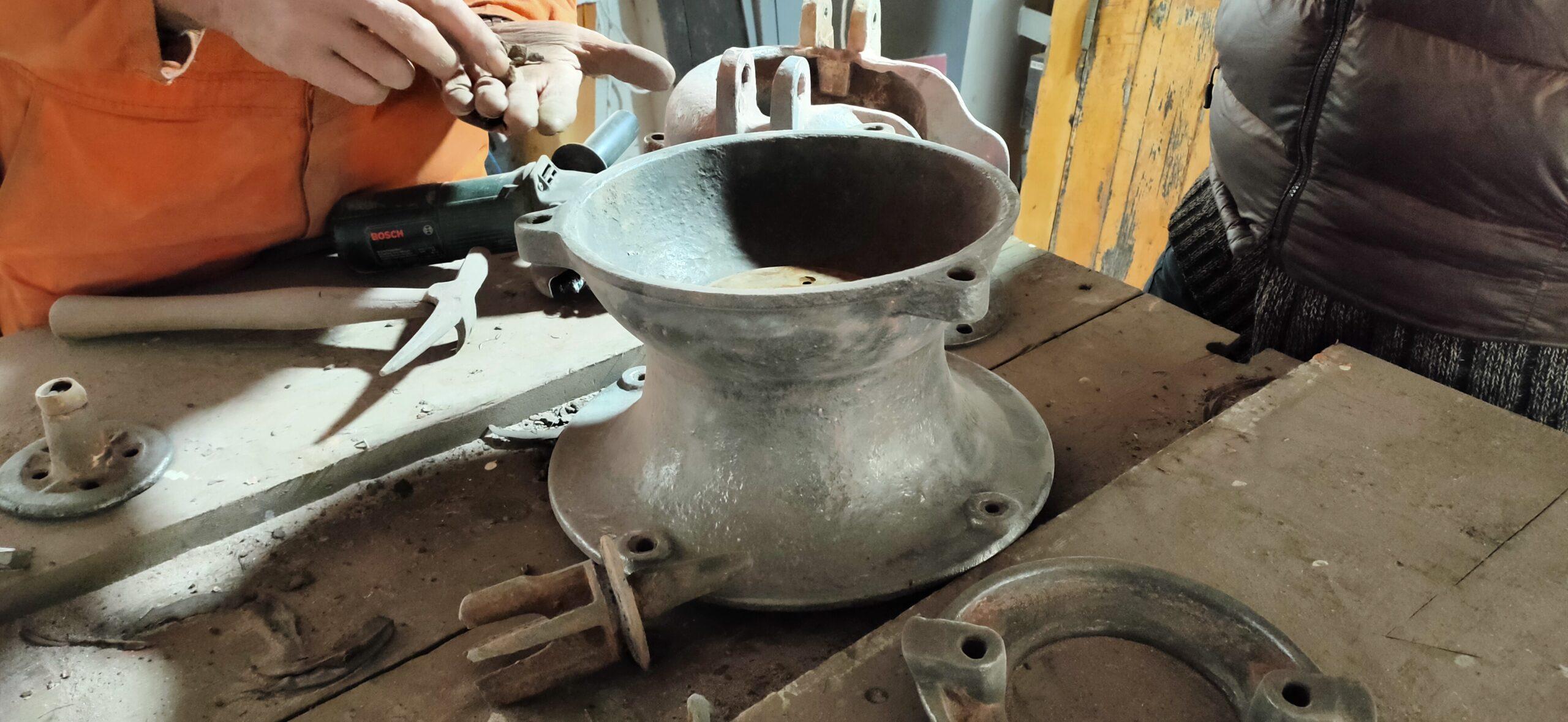 Bilge pump repair
